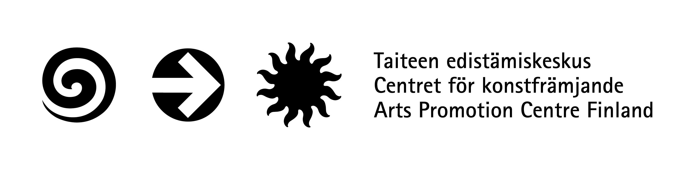 TaiteenedistämiskeskusLogo
