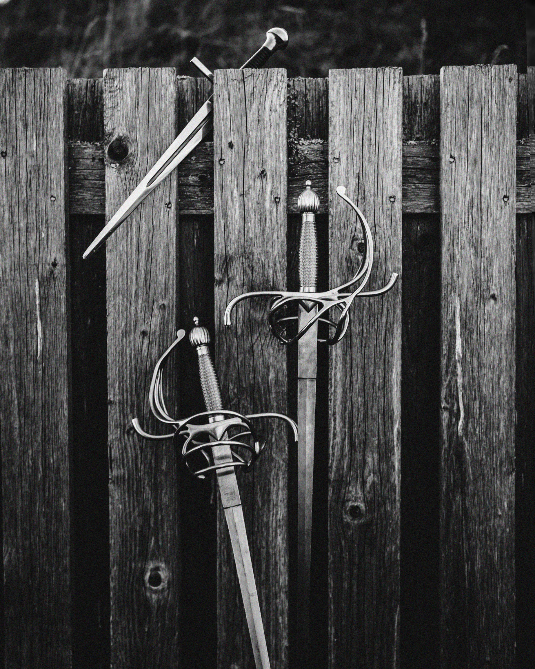 Rapier and Dagger